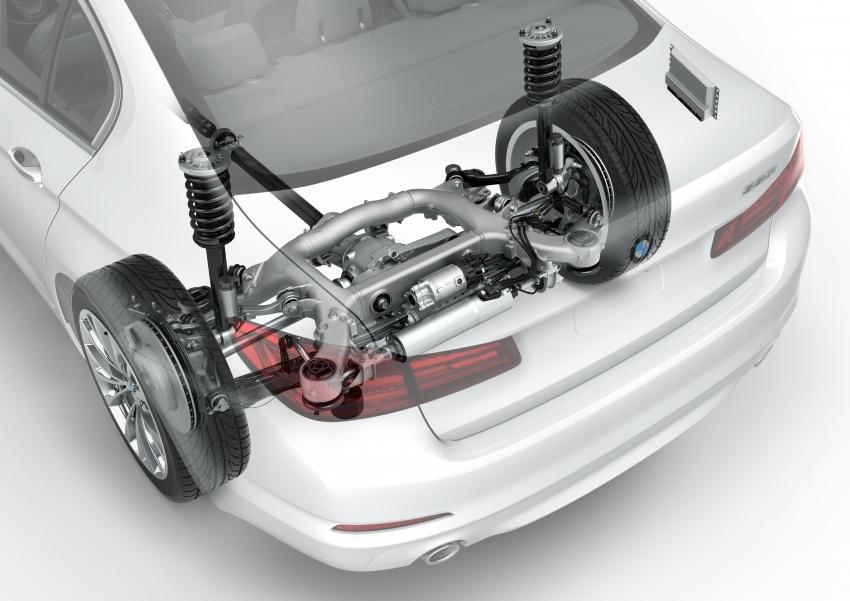 G30 BMW 5 Series diperkenal – di pasaran Feb 2017 Image #563154