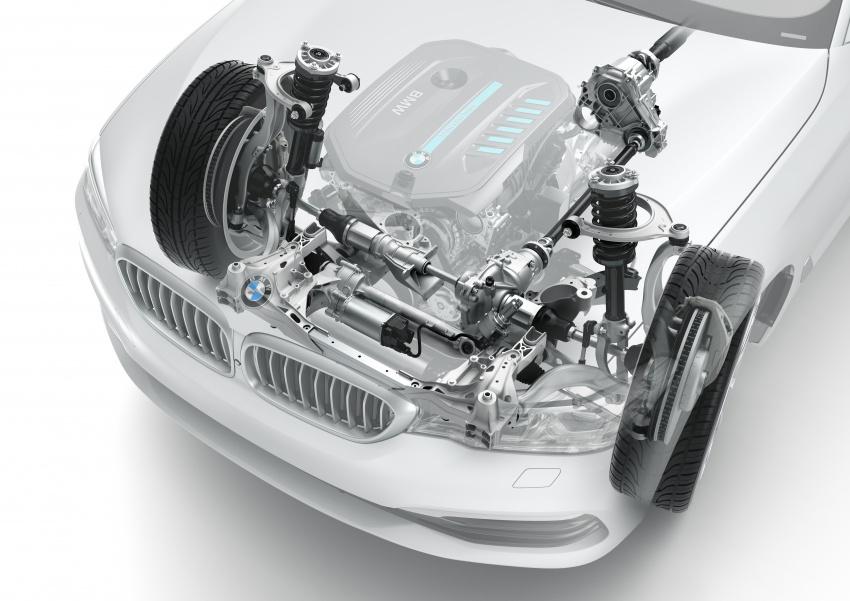 G30 BMW 5 Series diperkenal – di pasaran Feb 2017 Image #563157