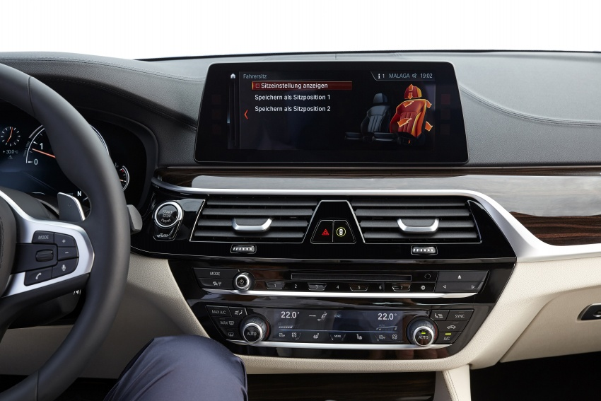 G30 BMW 5 Series unveiled – market debut in Feb 2017 Image #562903