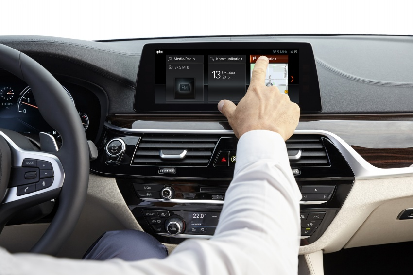 G30 BMW 5 Series unveiled – market debut in Feb 2017 Image #562905