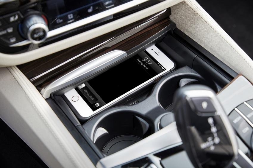 G30 BMW 5 Series diperkenal – di pasaran Feb 2017 Image #563222
