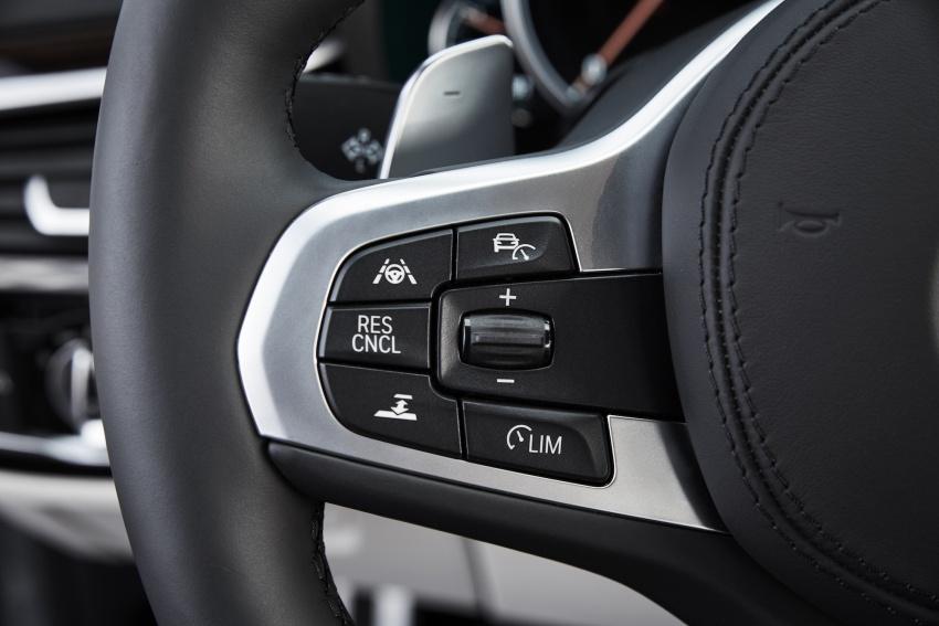G30 BMW 5 Series diperkenal – di pasaran Feb 2017 Image #563215
