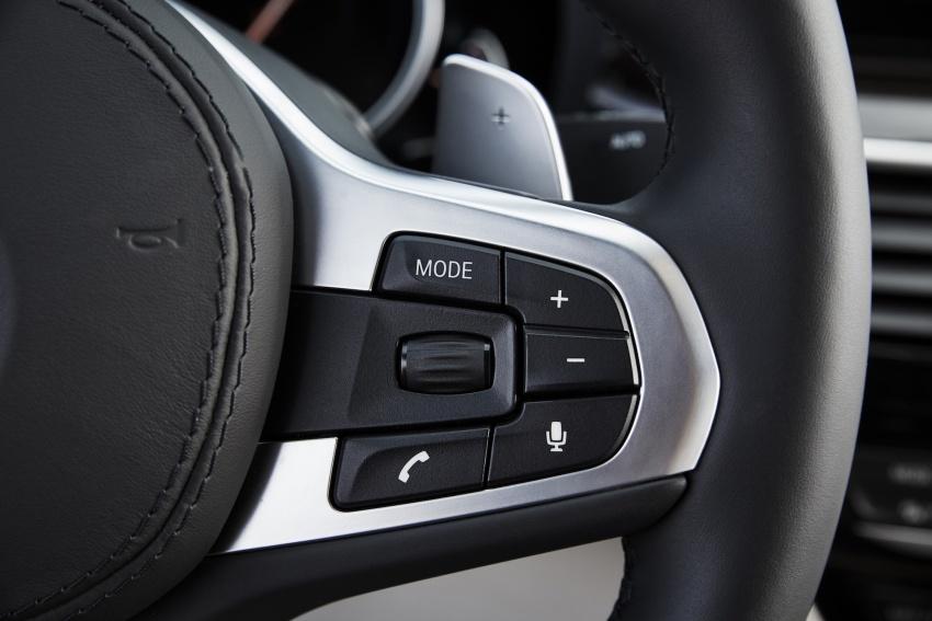 G30 BMW 5 Series diperkenal – di pasaran Feb 2017 Image #563214