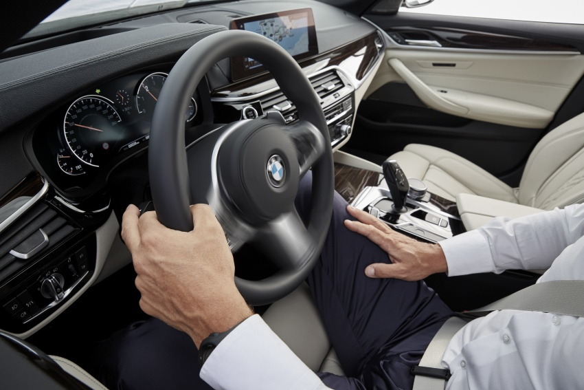 G30 BMW 5 Series unveiled – market debut in Feb 2017 Image #562921