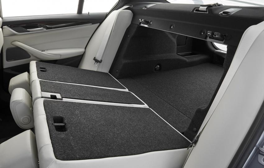 G30 BMW 5 Series diperkenal – di pasaran Feb 2017 Image #563211