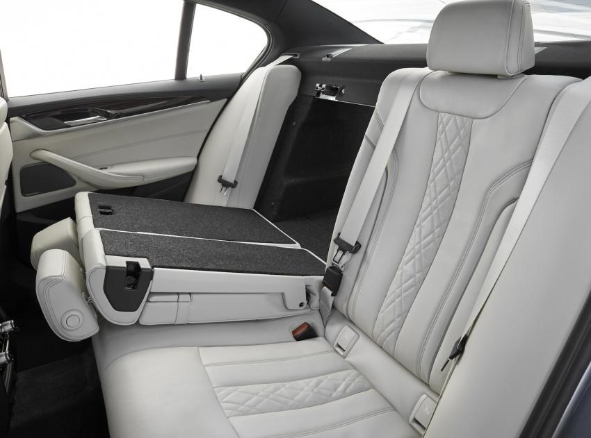 G30 BMW 5 Series diperkenal – di pasaran Feb 2017 Image #563210