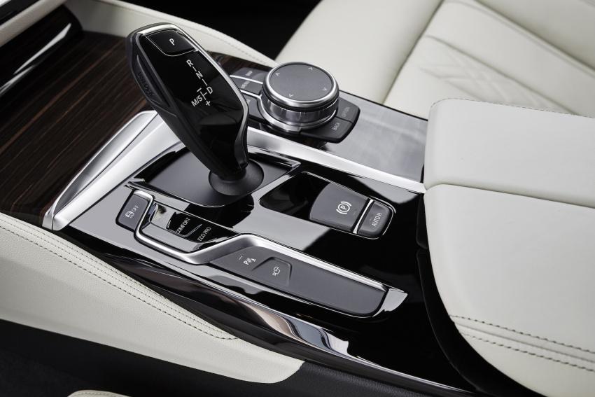 G30 BMW 5 Series diperkenal – di pasaran Feb 2017 Image #563206