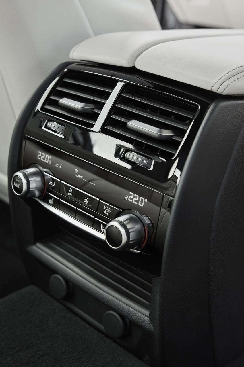G30 BMW 5 Series diperkenal – di pasaran Feb 2017 Image #563200