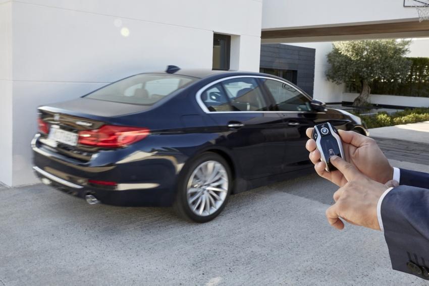 G30 BMW 5 Series diperkenal – di pasaran Feb 2017 Image #563202