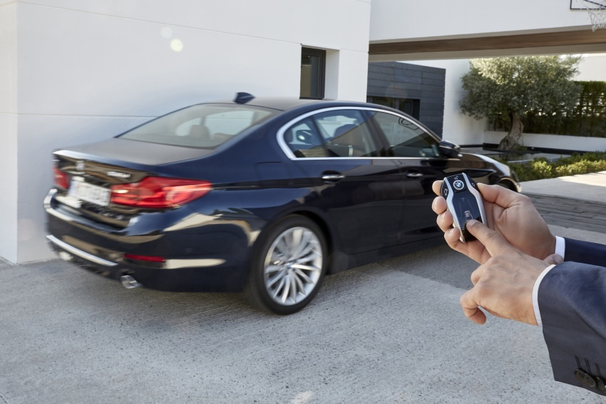 G30 BMW 5 Series unveiled – market debut in Feb 2017 Image #562940