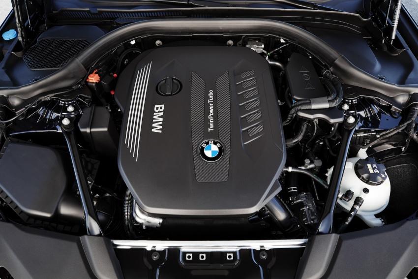 G30 BMW 5 Series diperkenal – di pasaran Feb 2017 Image #563196
