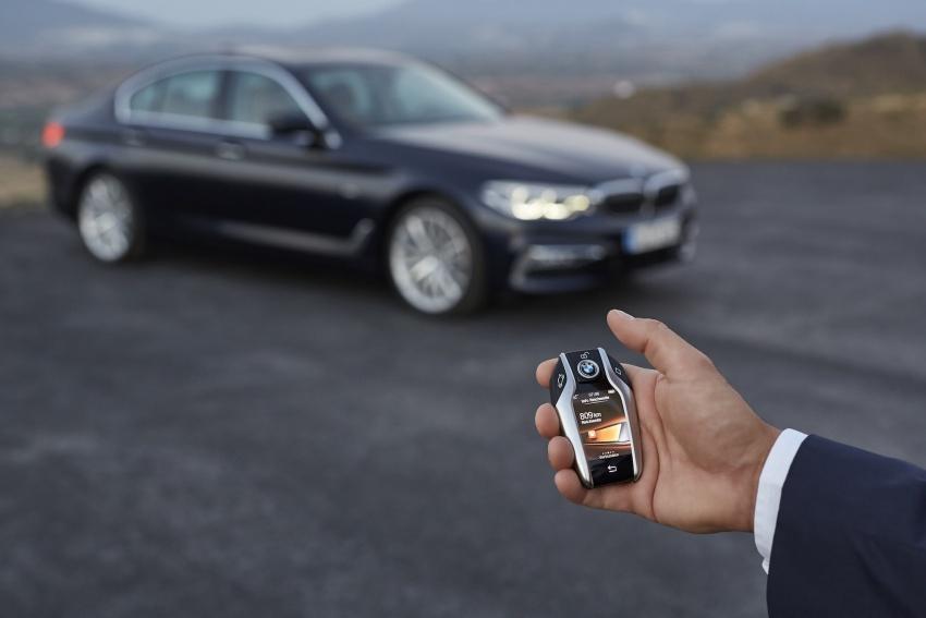 G30 BMW 5 Series diperkenal – di pasaran Feb 2017 Image #563194