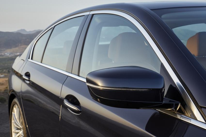 G30 BMW 5 Series diperkenal – di pasaran Feb 2017 Image #563197