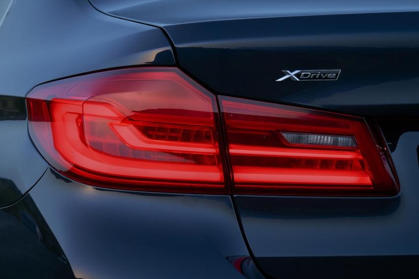 G30 BMW 5 Series diperkenal – di pasaran Feb 2017 Image #563183