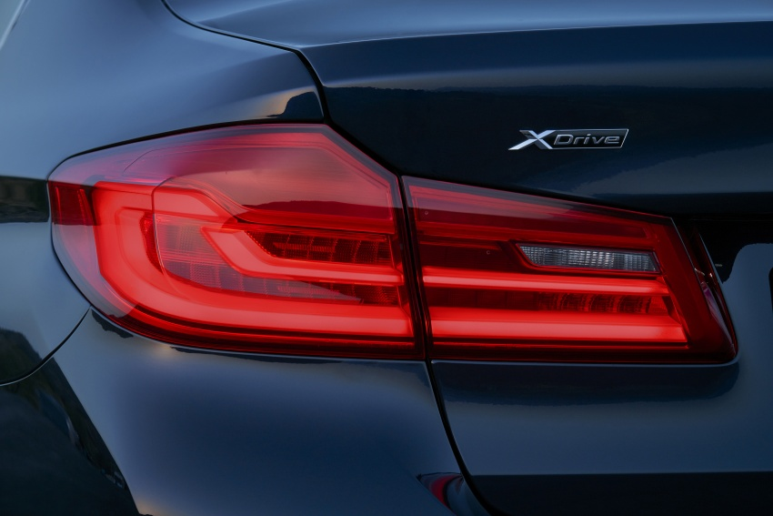 G30 BMW 5 Series unveiled – market debut in Feb 2017 Image #562947