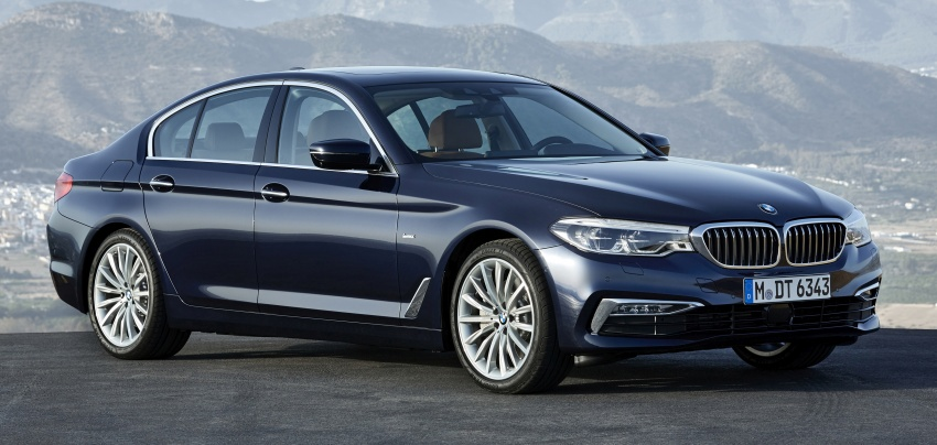 G30 Bmw G Series Unveiled Market Debut In Feb 2017 Image