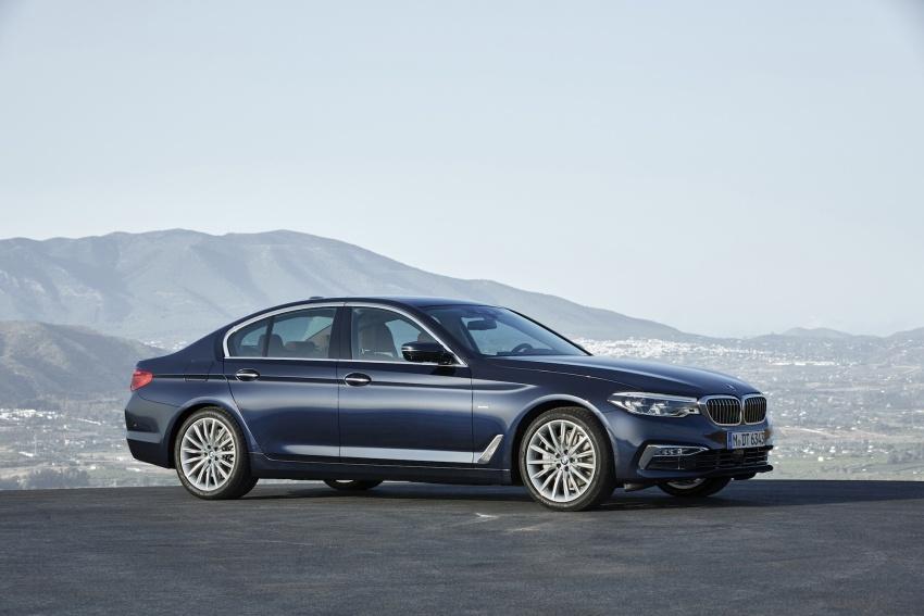 G30 BMW 5 Series diperkenal – di pasaran Feb 2017 Image #563184