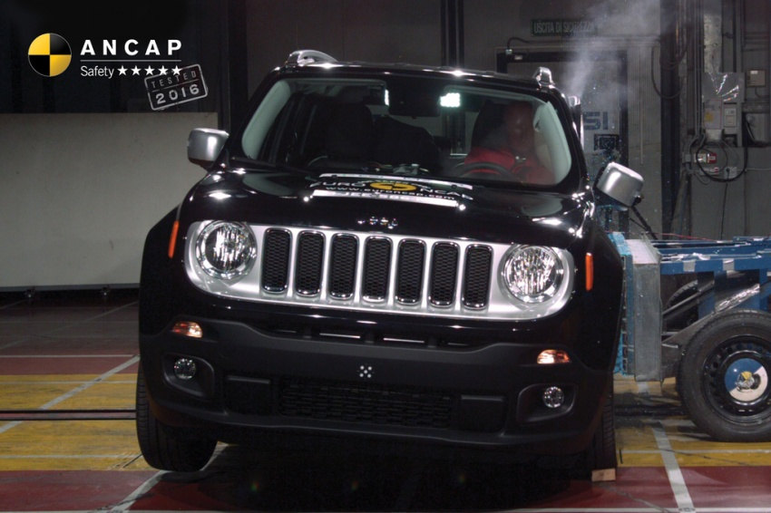 BMW X1, Jeep Renegade and Volkswagen Tiguan manage to secure five-star safety rating from ANCAP Image #559749