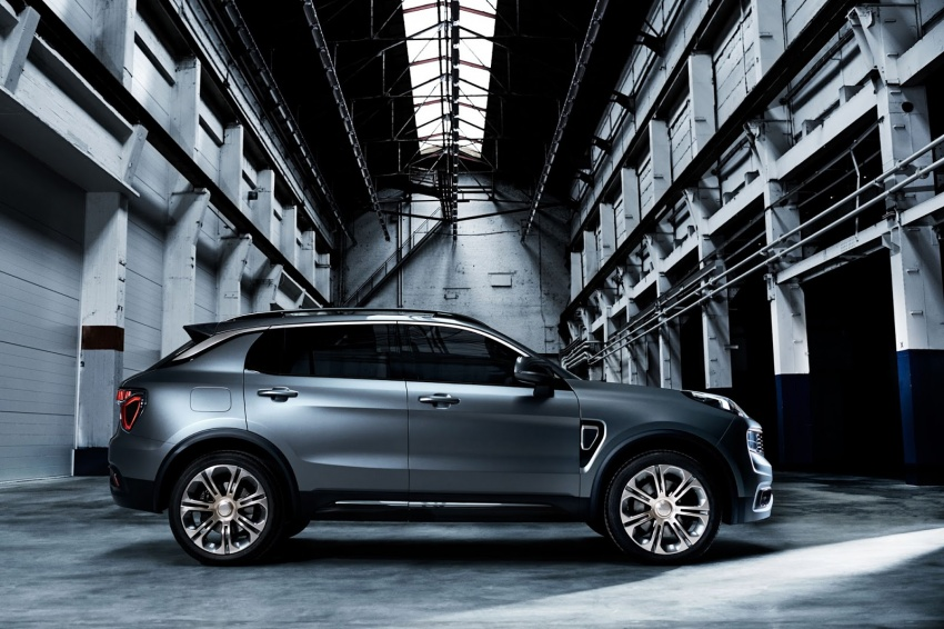Lynk & Co 01 SUV from Geely's new 'hipster' brand Image #565997