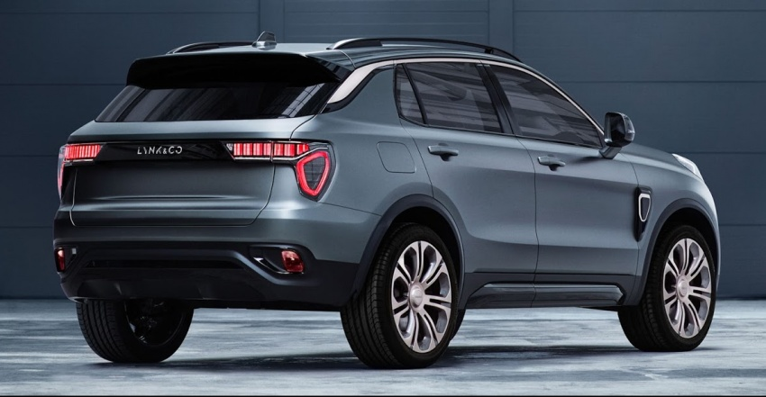 Lynk & Co 01 SUV from Geely's new 'hipster' brand Image #565999