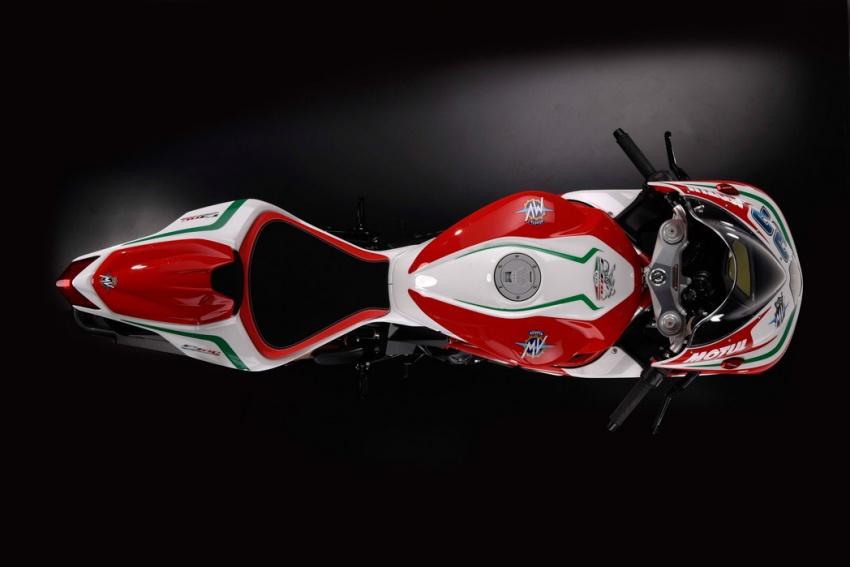 MV Agusta keluarkan model edisi khas F3 Reparto Corse – dua pilihan kapasiti enjin, terhad 350 unit Image #563009