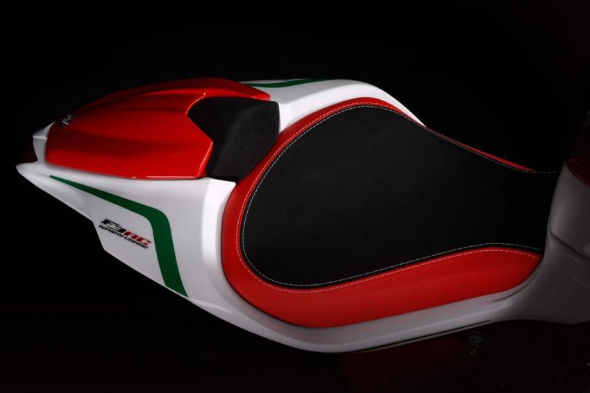 MV Agusta keluarkan model edisi khas F3 Reparto Corse – dua pilihan kapasiti enjin, terhad 350 unit Image #563017