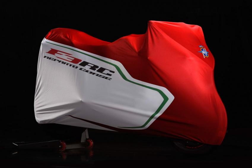 MV Agusta keluarkan model edisi khas F3 Reparto Corse – dua pilihan kapasiti enjin, terhad 350 unit Image #562998