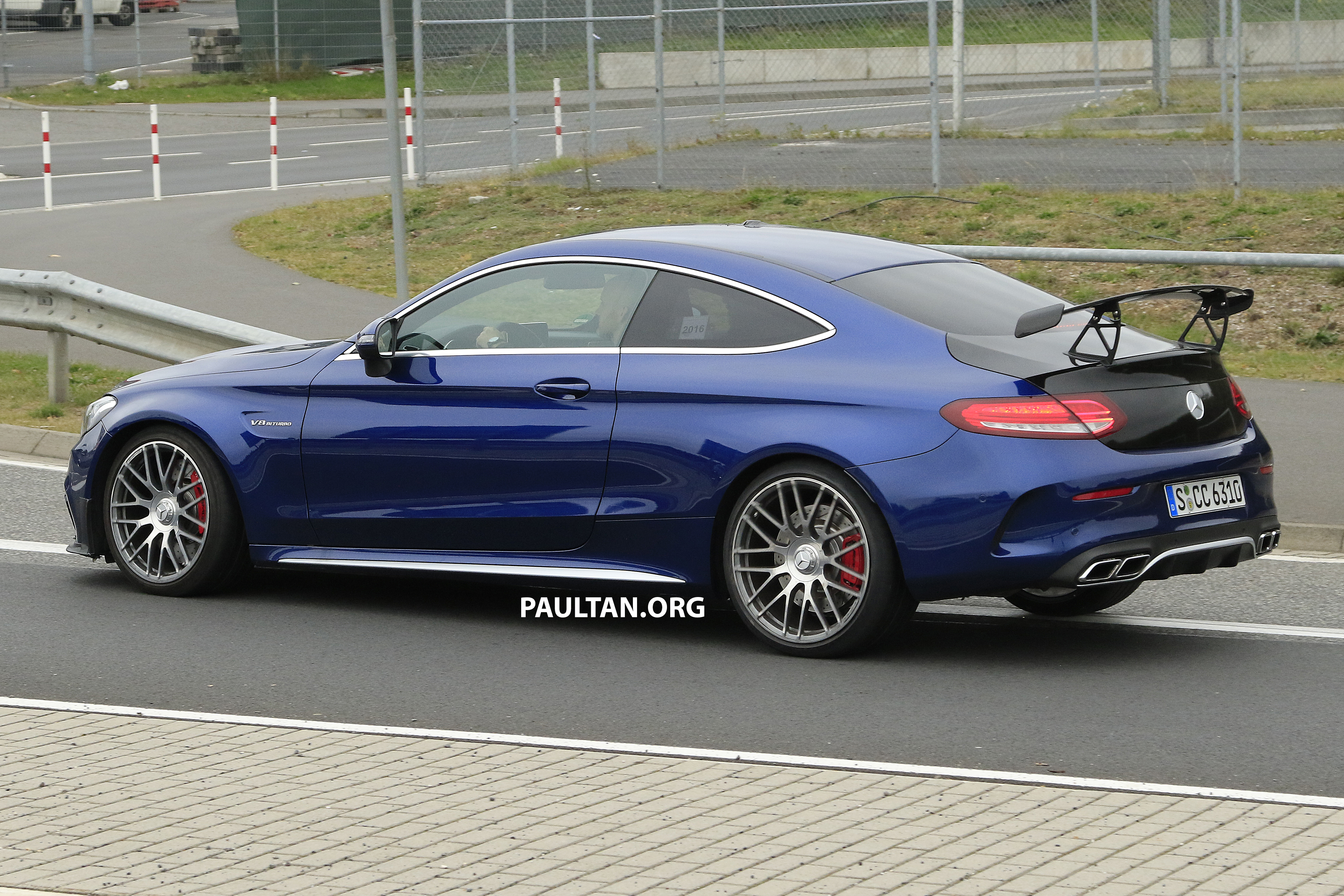 C63 Amg Coupe 2018 >> SPYSHOTS: Mercedes-AMG C63 R Coupe spotted Paul Tan - Image 561804