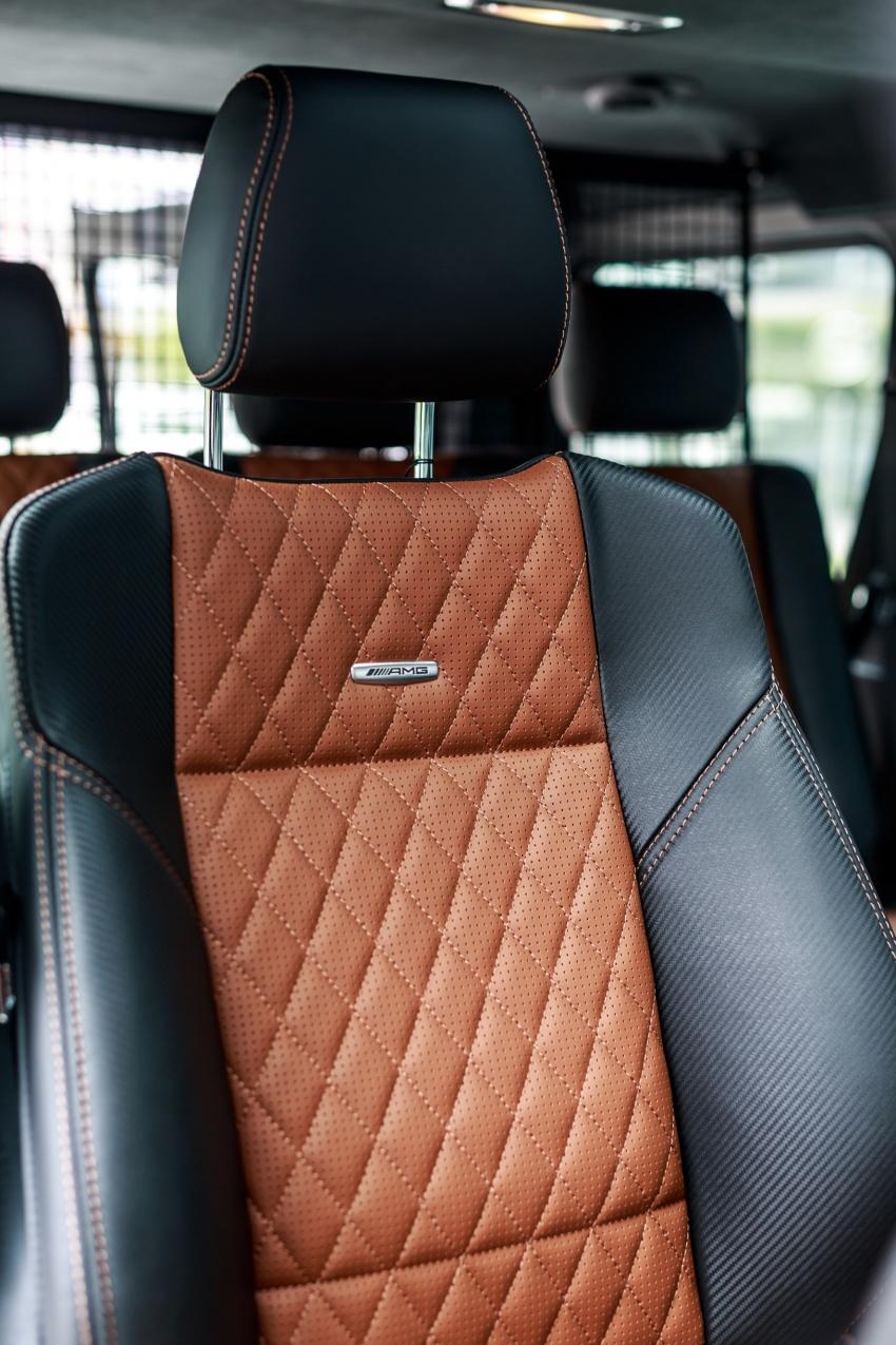 Mercedes-Benz G-Class facelift dilancarkan di M'sia – Mercedes-AMG G63 Edition 463, RM1,181,888 Image #570193