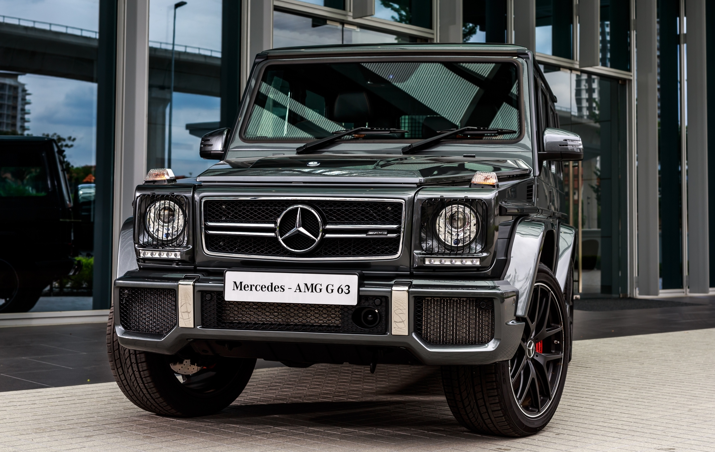 Mercedes Benz G Class Amg