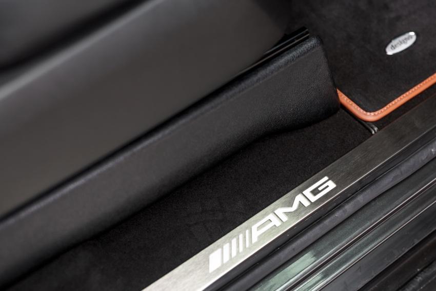 Mercedes-Benz G-Class facelift dilancarkan di M'sia – Mercedes-AMG G63 Edition 463, RM1,181,888 Image #570205