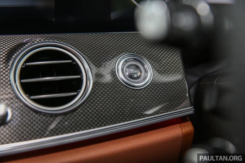 DRIVEN: W213 Mercedes-Benz E200 – exec stakes Image #566415