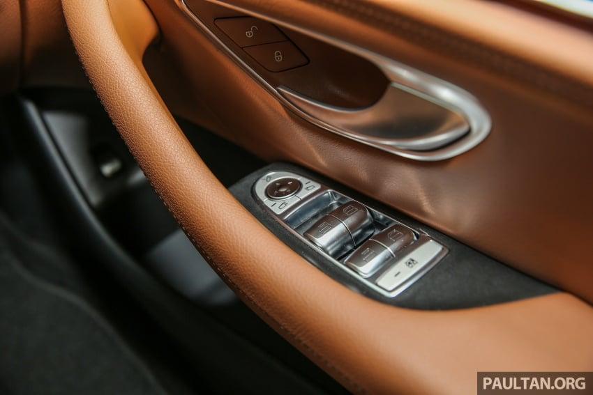 DRIVEN: W213 Mercedes-Benz E200 – exec stakes Image #566424