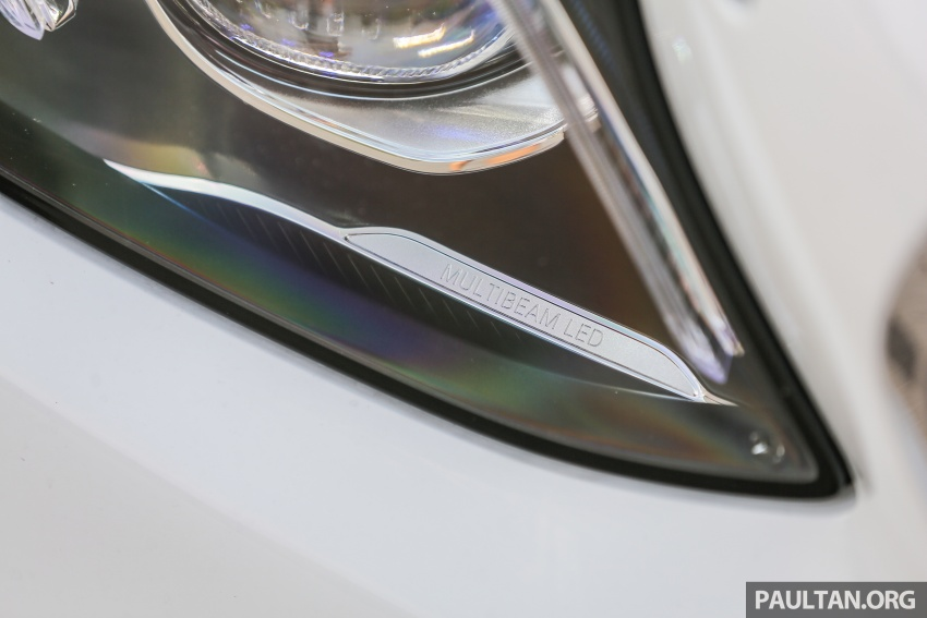 DRIVEN: W213 Mercedes-Benz E200 – exec stakes Image #566305