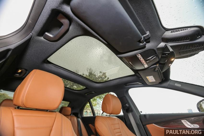 DRIVEN: W213 Mercedes-Benz E200 – exec stakes Image #566426
