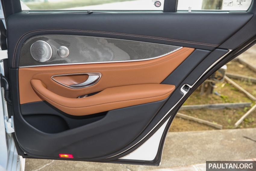DRIVEN: W213 Mercedes-Benz E200 – exec stakes Image #566427