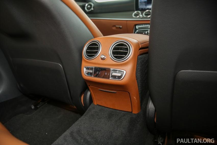 DRIVEN: W213 Mercedes-Benz E200 – exec stakes Image #566430
