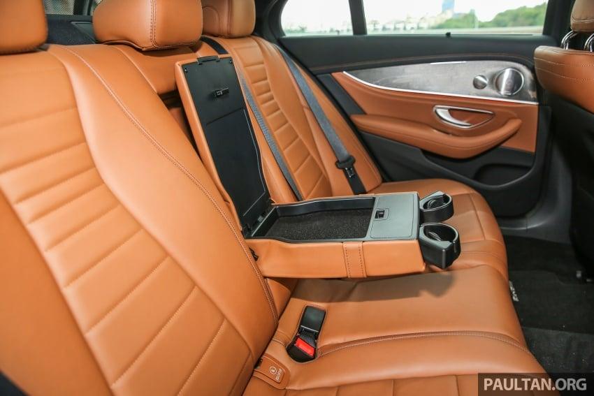 DRIVEN: W213 Mercedes-Benz E200 – exec stakes Image #566433