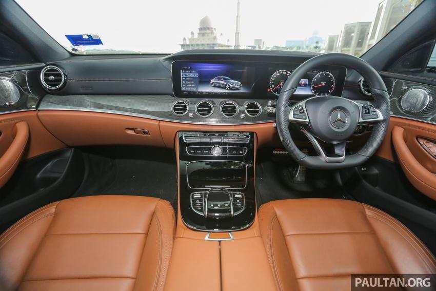 DRIVEN: W213 Mercedes-Benz E200 – exec stakes Image #566446