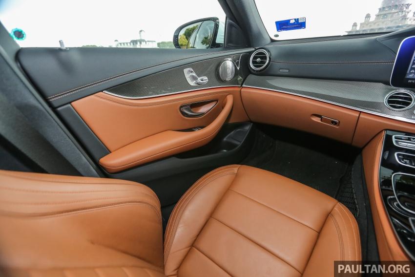 DRIVEN: W213 Mercedes-Benz E200 – exec stakes Image #566447