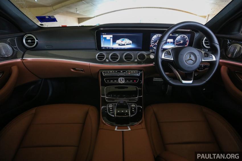 DRIVEN: W213 Mercedes-Benz E200 – exec stakes Image #566450