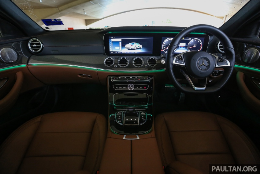 DRIVEN: W213 Mercedes-Benz E200 – exec stakes Image #566456