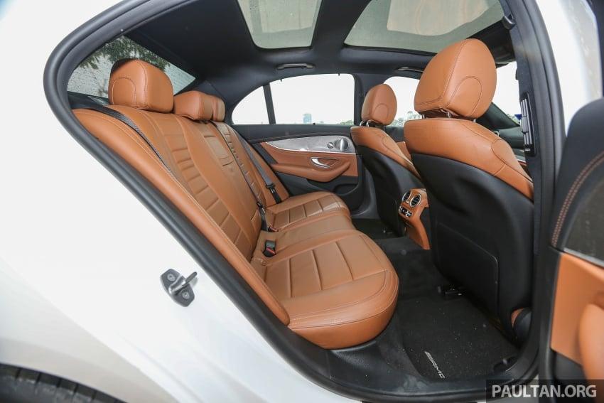 DRIVEN: W213 Mercedes-Benz E200 – exec stakes Image #566472