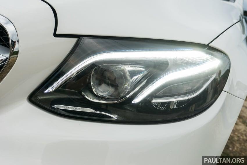 DRIVEN: W213 Mercedes-Benz E200 – exec stakes Image #566706