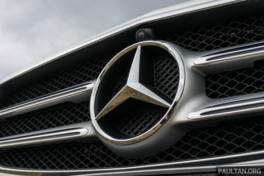 DRIVEN: W213 Mercedes-Benz E200 – exec stakes Image #566707