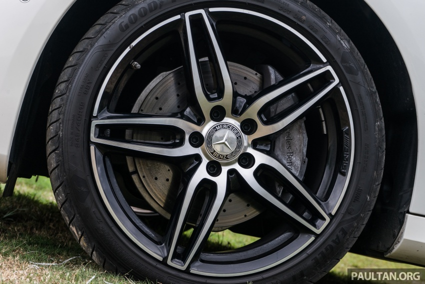 DRIVEN: W213 Mercedes-Benz E200 – exec stakes Image #566717