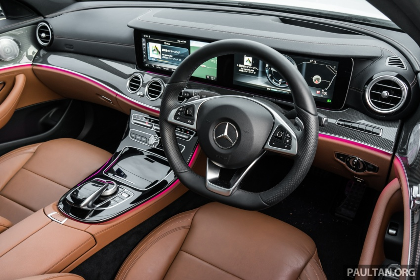 DRIVEN: W213 Mercedes-Benz E200 – exec stakes Image #566722