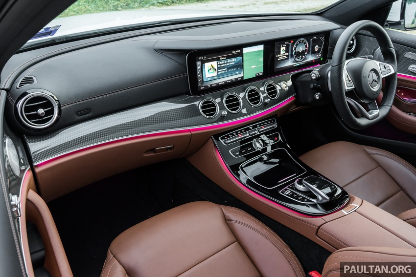 DRIVEN: W213 Mercedes-Benz E200 – exec stakes Image #566723