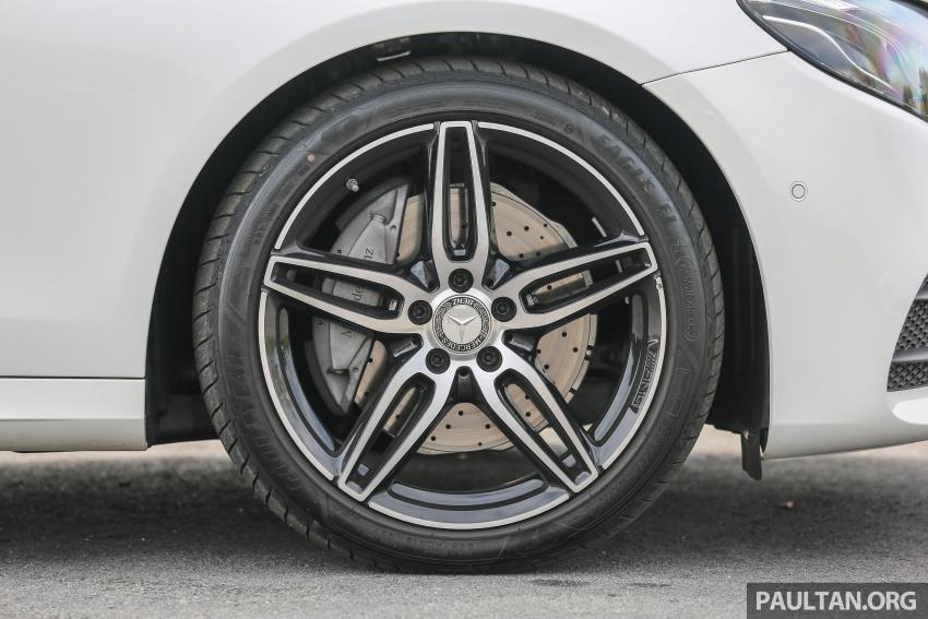DRIVEN: W213 Mercedes-Benz E200 – exec stakes Image #566311
