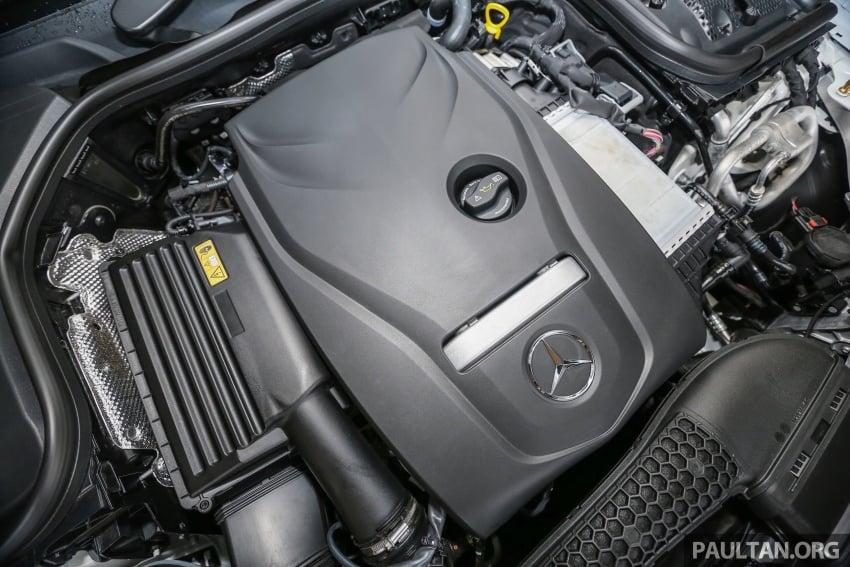 DRIVEN: W213 Mercedes-Benz E200 – exec stakes Image #566335